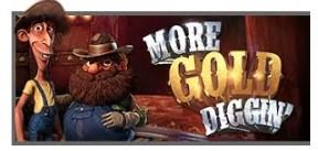 More Gold Diggin is one of the most played games at 10bet casino