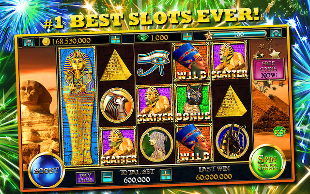best casino games slots