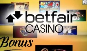 Betfair casino offers bonus for all new customers