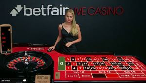 16 roulette games are available at Betfair casino