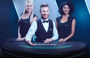 The most famous live dealer games are available at Betway casino