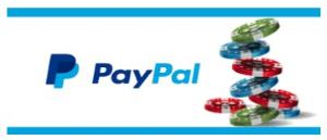 Paypal is the biggest e-wallet available for deposit in online casino