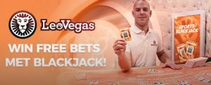 You can pick between 13 distinctive blackjack variations at Leo Vegas casino