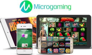 Microgaming is one of the first casino software companies