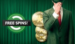 Every new player is automatically qualified for one hundred free spins at Mr Green Casino