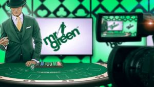 Mr Green offers the most played live dealer games