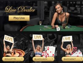 Real Deal Bet casino offers a fantastic variety of live dealer casino games